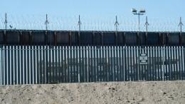 Великая Американская стена: смогутли США пережить миграционный иполитический кризис?