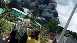 Неменее 17 человек погибли при крушении филиппинского самолета