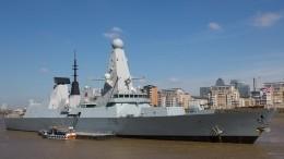 «Инструмент провокации»: Песков обинциденте сбританским эсминцем Defender