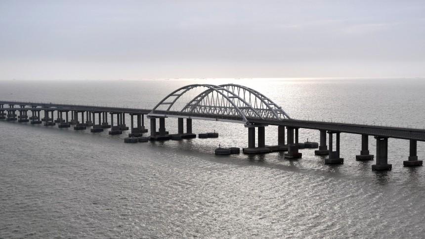 Зеленский рассказал подробности оборужии для «уничтожения» Крымского моста