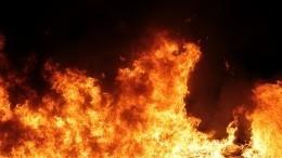 Мощный взрыв прогремел нанефтедобывающей платформе вКаспийском море