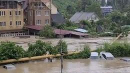 Включили сирены: жителей Сочи предупредили оподтоплениях ивозможной эвакуации