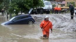 Бурные потоки, плывущие автомобили, эвакуация: Сочи ждет еще один удар стихии