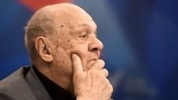 Можноли было спасти оскароносного режиссера Меньшова— мнение врача-пульмонолога