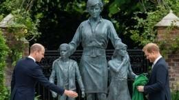 Фото недели: Памятник принцессе Диане ишокирующие находки вКанаде
