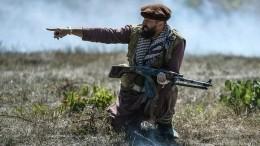 Песков рассказал обобеспокоенности Кремля обострением ситуации вАфганистане