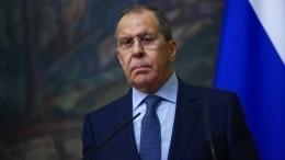 Лавров предупредил США обопасных последствиях ведения диалога спозиции силы