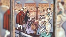 Найденная вшкафу картина Пикассо принесла владельцу 150 тысяч долларов