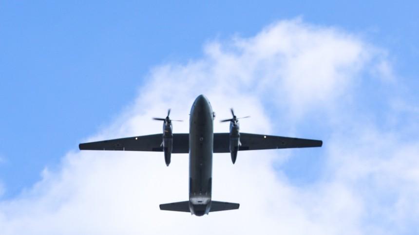 Список пассажиров предположительно рухнувшего вморе наКамчатке Ан-26