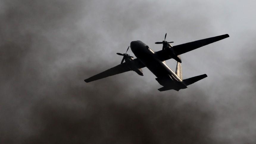 Экипаж ипассажиры Ан-26, предварительно, погибли вкрушении наКамчатке