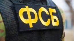 ФСБ задержала вПетербурге эстонского консула