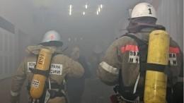 Пятеро детей погибли встрашном пожаре под Смоленском