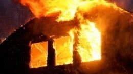 Родители спаслись: что известно острашном пожаре под Смоленском