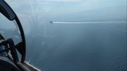 Очередная провокация? Корабль ВМС Испании зашел вЧерное море