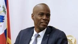 Опубликовано предполагаемое видео нападения нарезиденцию президента Гаити