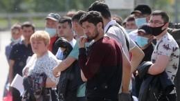 Прочь отбулок и«баранок»! ВКалининграде отказались отряда услуг мигрантов