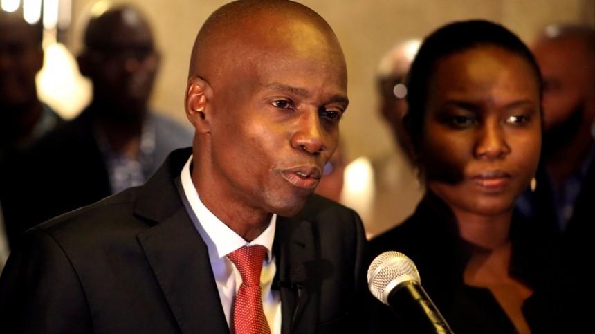 Жена убитого президента Гаити скончалась после вооруженного нападения