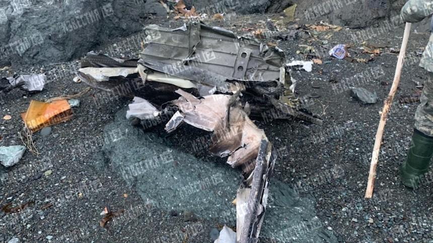 Путин окрушении Ан-26: Расследование должно быть быстрым икачественным
