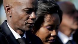 Посольство Гаити вДоминикане опровергло информацию осмерти супруги президента