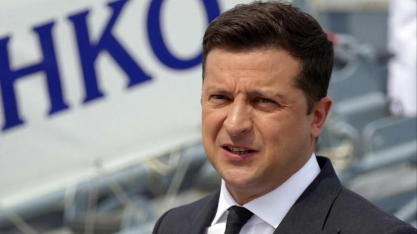 «Так неработает»: Зеленского расстроили ответом назапрос овступлении Украины вНАТО