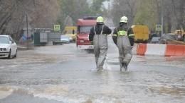 Треть населения города Орел осталась без воды