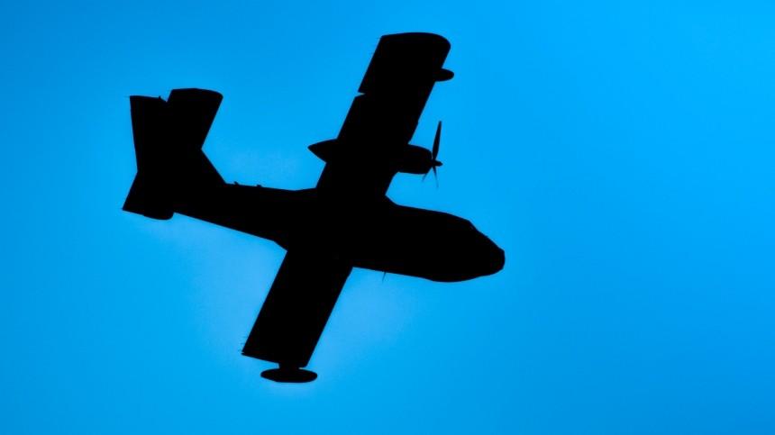 Легкомоторный самолет потерпел крушение наЯмале