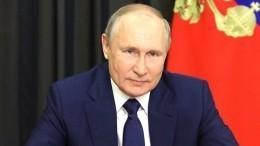 «Ваши пожелания— закон»: Путин предложил продлить М-12 доТюмени иЧелябинска