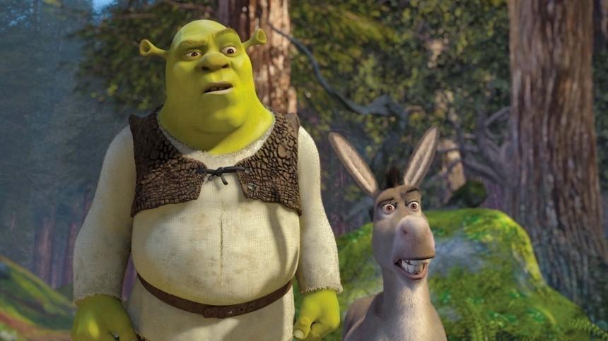 Блогер разгадал загадку изпервой части мультфильма «Шрек»