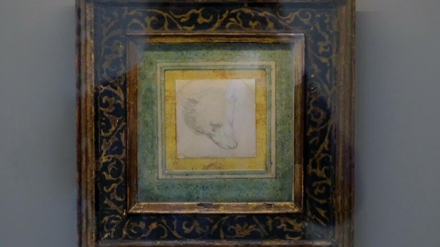 Набросок Леонардо даВинчи продали нааукционе зарекордные 12,2млн долларов