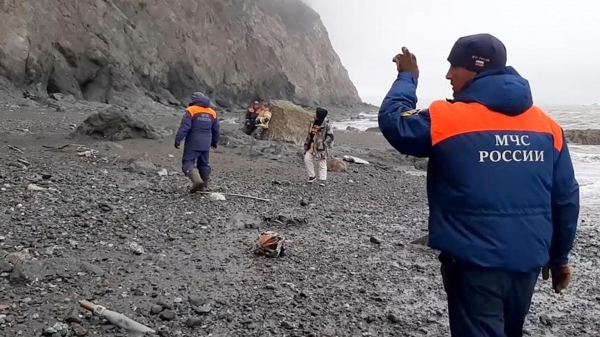Спасатели нашли фрагменты тел всех погибших при крушении Ан-26 наКамчатке