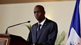 Подозреваемые вубийстве президента Гаити раскрыли цель нападения