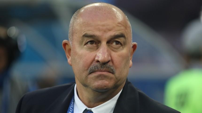 Черчесов оботставке после поражения сборной наЕвро: «Меня неувольняли!»