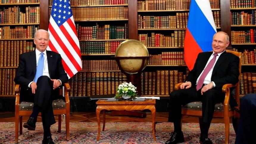 Кибербезопасность иСирия: что обсудили Путин иБайден втелефонном разговоре