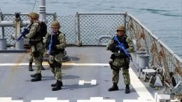 Военно-морские учения НАТО исоюзников Sea Breeze завершились наУкраине