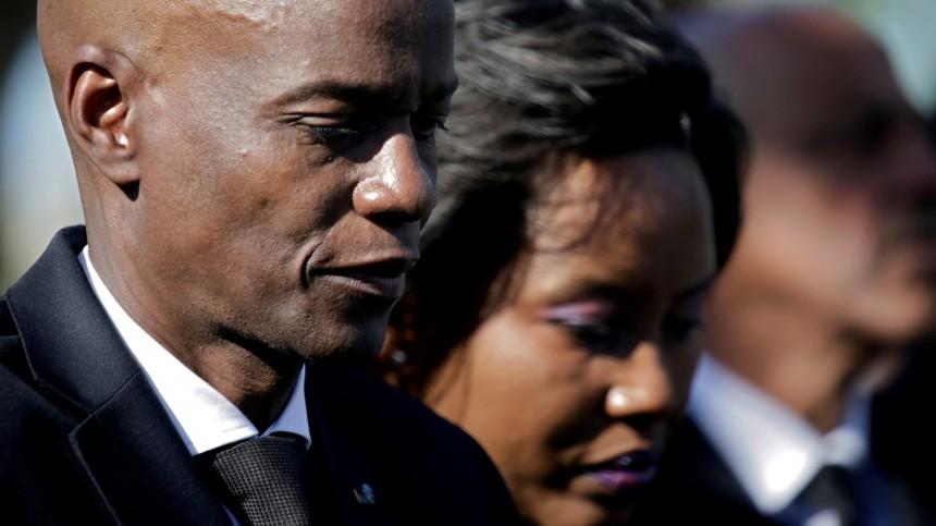 «Хотят убить его мечту»: первое заявление вдовы главы Гаити после его смерти