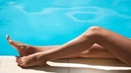 Почему ноги загорают дольше икак это можно ускорить?