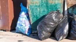 Человеческую ногу нашли возле мусорных баков вПриморье