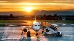 Назван возможный размер штрафа заоткрытие аварийного люка самолета в«Шереметьево»