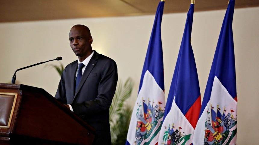 Полиция задержала вероятного координатора убийства президента Гаити