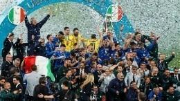 Итоги Евро-2020: итальянцы празднуют триумф, аангличане громят спортбары