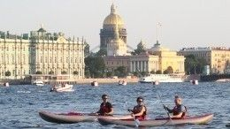 Прогноз синоптиков: какая погода будет вПетербурге всередине июля