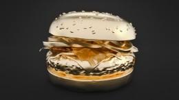 ВНидерландах приготовили самый дорогой бургер вмире— выглядит невкусно