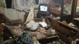 Взрыв произошел вжилом доме вПриморье— фото разрушений