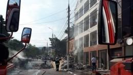 Следственный комитет проводит проверку пофакту взрыва газа вГеленджике