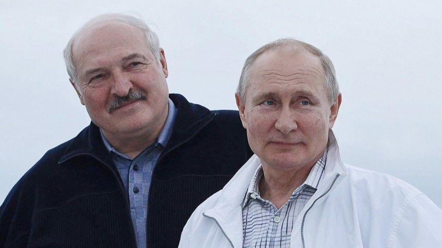 Путин иЛукашенко проведут деловую встречу вСанкт-Петербурге