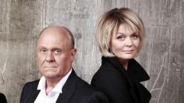 Премьера на9 день после смерти: Юлия Меньшова показала последнее интервью отца