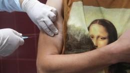 ВРоспотребнадзоре озвучили число привитых откоронавируса россиян