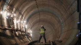 Названы сроки строительства метро вКрасноярске