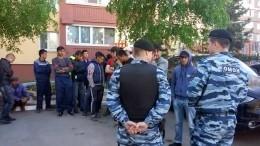 Суд арестовал шестерых участников массовой драки мигрантов вМоскве