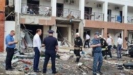 Взрыв вгостинице вГеленджике: все известные подробности кэтой минуте